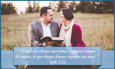 Ma Famille et Moi - Lecture et Prière (3)