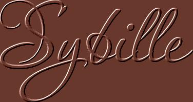 *** Sybille ***