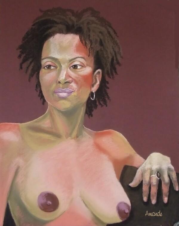 Jeudi - Un coup d'œil dans le rétro : Portrait de femme