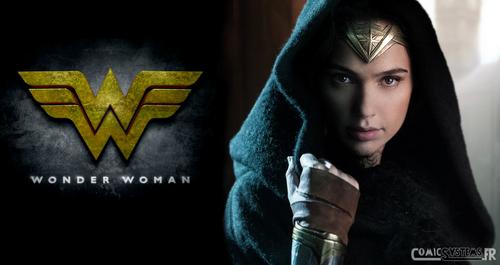 """Venez vite voir la superbe bande-annonce de """"Wonder Woman"""" ça promet !"""