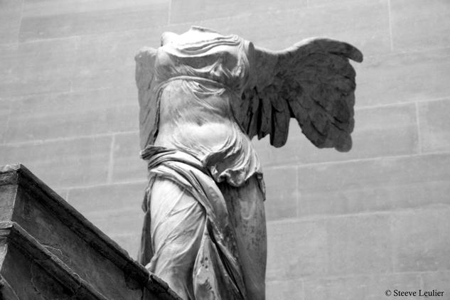 Le Louvre : la Victoire de Samothrace