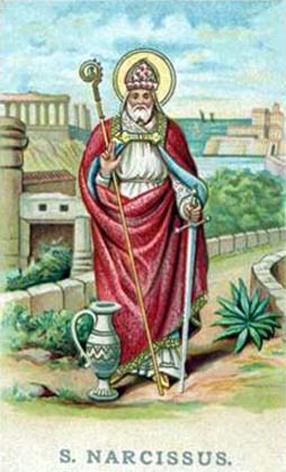 Saint Narcisse de Jérusalem (+212) - Le Monde Orthodoxe