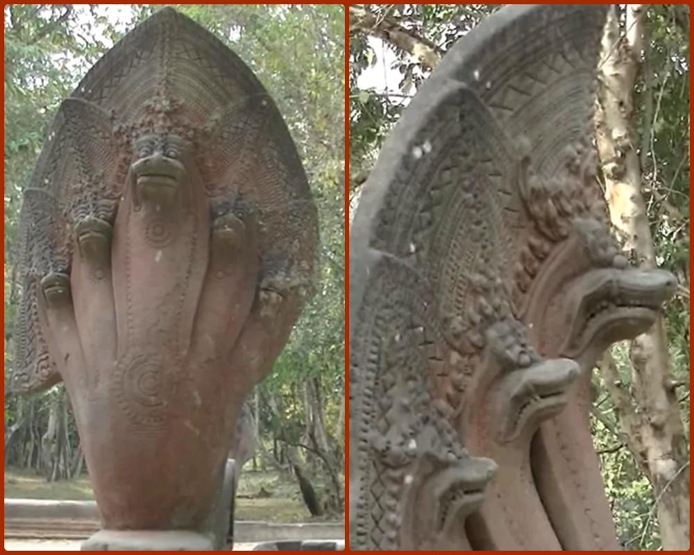 Koh Ker (2) - le Prasat Thom - Cambodge