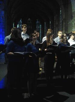 - Concert de la chorale TMD