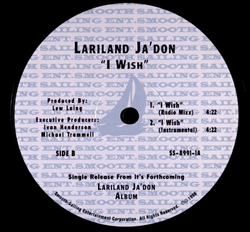 Lariland Ja'Don - Brother Sister / I Wish - 1998