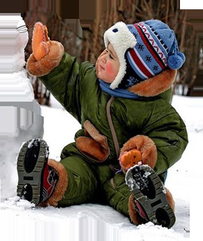 Enfants hiver 2