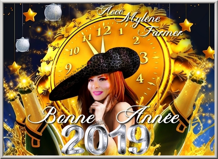 BONNE ANNEE 2019 A TOUS