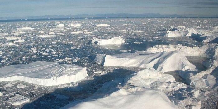 La fonte des calottes glaciaires pourrait provoquer un « chaos » climatique