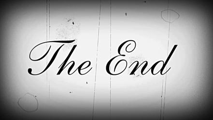 La fin d'une ère !...