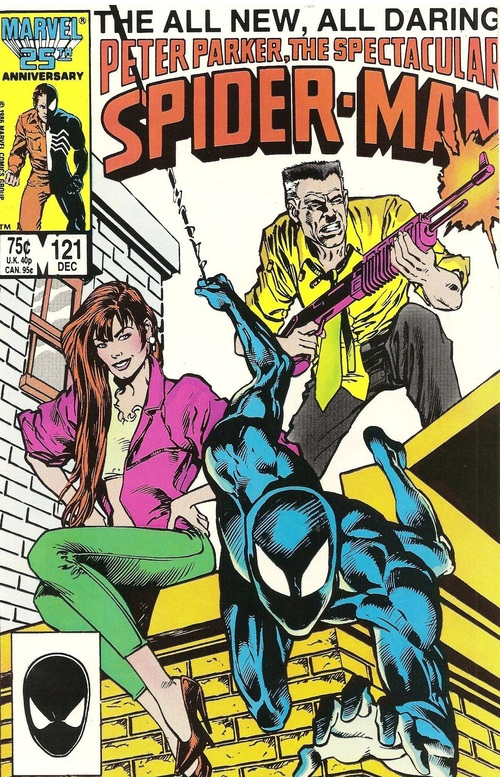 The Spectacular Spider-man 121-130
