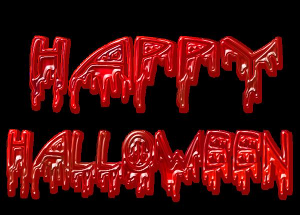Halloween texte
