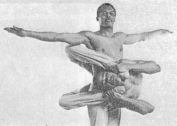 Les frères Victor et Pierre Coudoux