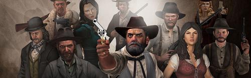 BIG NEWS : The Feud: Wild West Tactics, présentation, sortie bientôt*