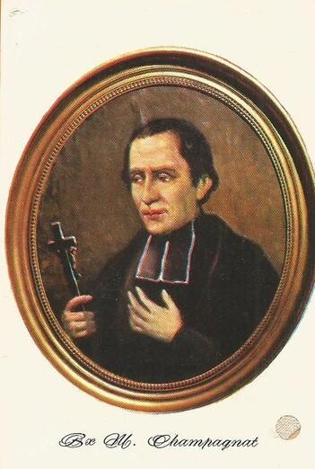 Prière pour obtenir une grâce (Marcellin Champagnat)