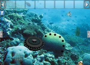 Jouer à Casper underwater escape