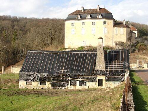 Suivi de la forge de Rochefort...