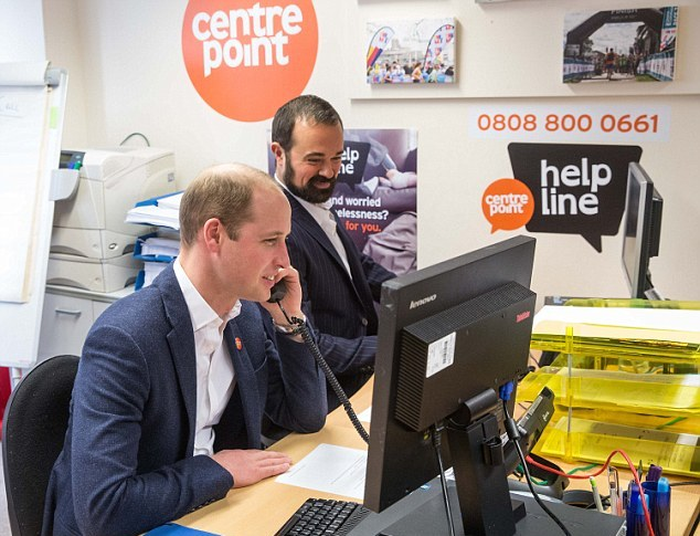 New Centrepoint helpline