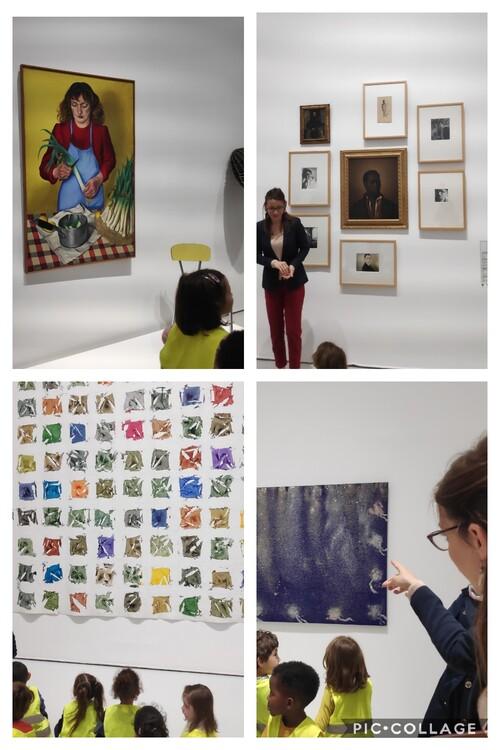 MUSEE D'ART MODERNE EN MS
