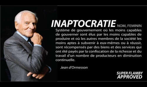 Quelques traits de Jean d'Ormesson