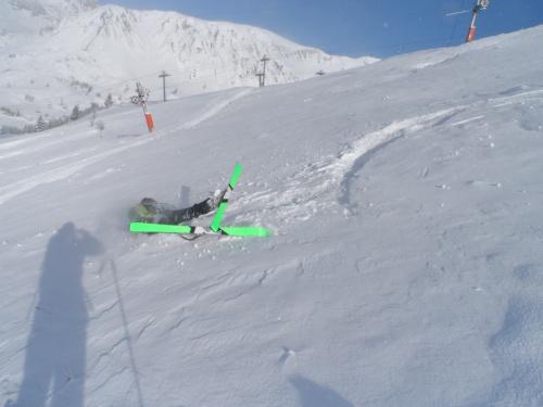 Terres Rouges - rando ski