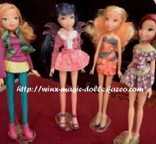 poupées saison 6