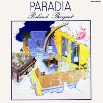 CATHARSIS Roland Bocquet LP Paradia 1977