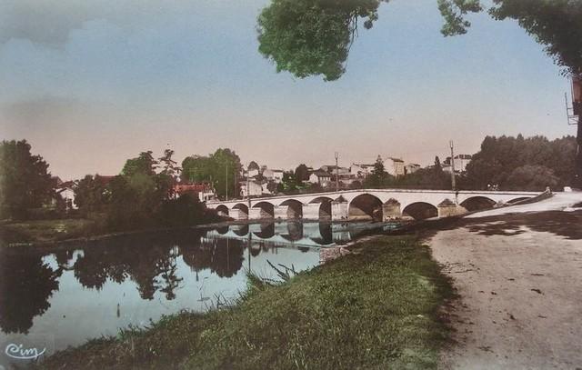 Blog de sylviebernard-art-bouteville : sylviebernard-art-bouteville, Châteauneuf-sur-Charente