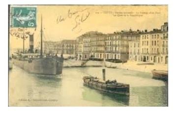 - Sète 12 -  Sète : Venise languedocienne -