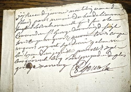 La Commanderie, 1736-1784