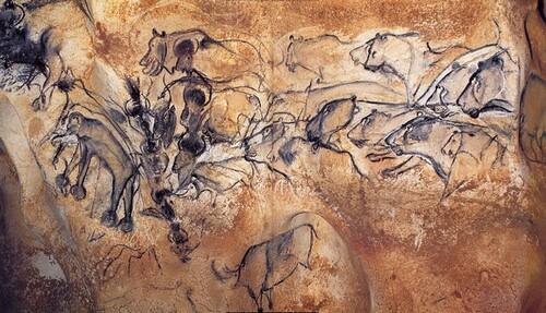 Les peintures pariétales