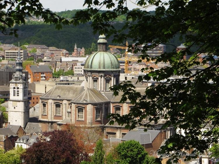 Belgique : Bruges et Namur