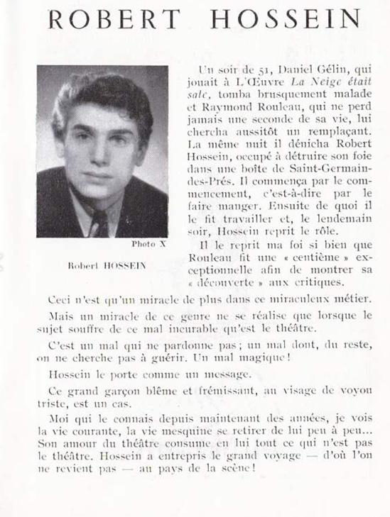Nouvelles de Frédéric Dard, auteur de romans noirs