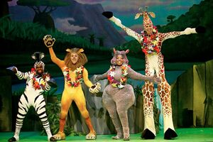 dance ballet madagascar the musical