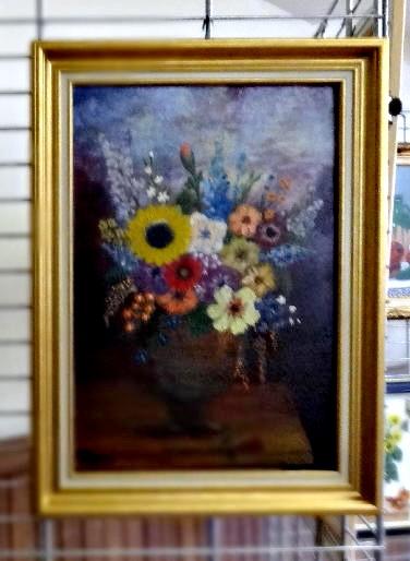 Exposition de peintures à la Mairie de Montigny sur aube