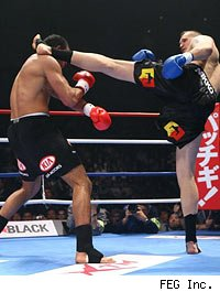 FINAL K1 05 12 2009 badr hari vs semmy schilt