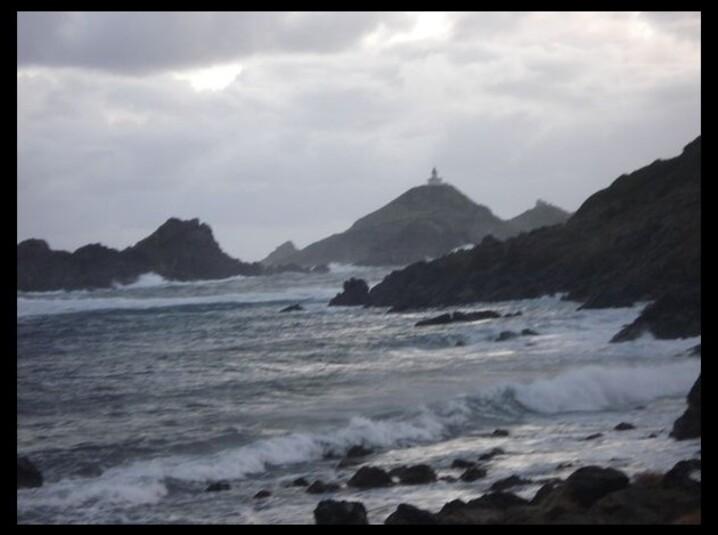 La Corse vue du ciel et autrement.