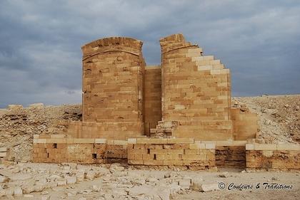 Pyramide de Djeser, Saqqarah
