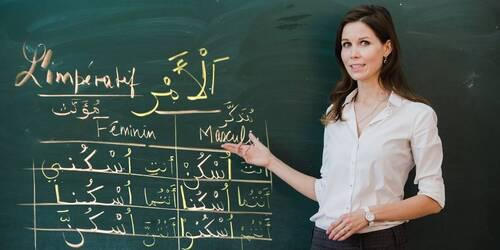 Wolu1200 : Des cours d'arabe au programme scolaire à l'Athénée Royal de WSL
