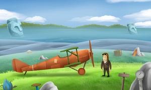 Jouer à The aviator escape