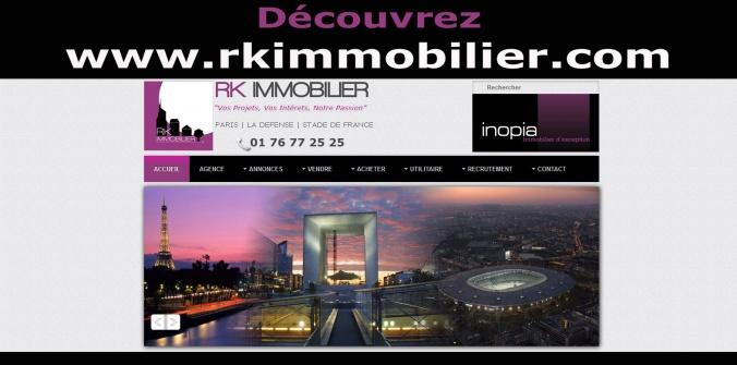 VENTE APPARTEMENT F4 EN DUPLEX | VILLENEUVE LA GARENNE 92390
