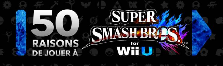 Affiche du 2ème Nintendo Direct pour Super Smash Bros. for Wii U