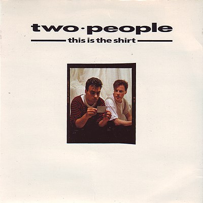 Two People - This Is The Shirt - 1985