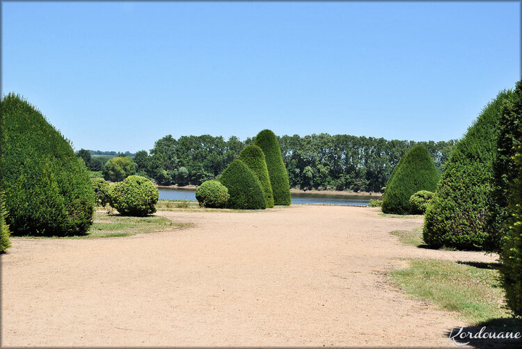 Parcs et jardins du Château de Vayres (Gironde)