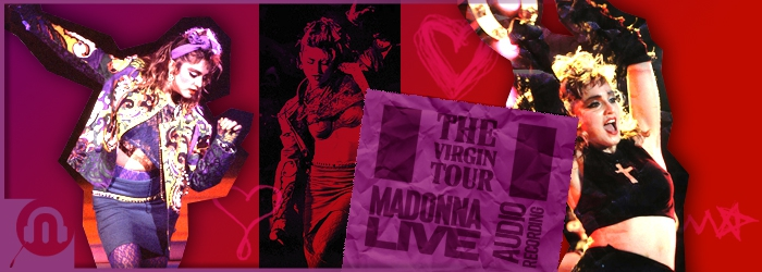 The Virgin Tour Audio Live Recordings