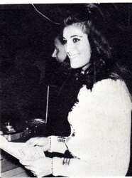 Hiver 1968 : Sheila sur Radio-Luxembourg, RTL non-Stop