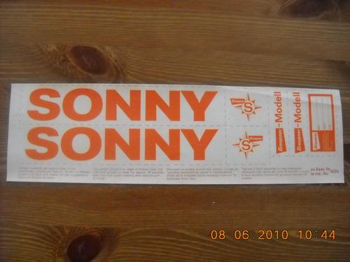 Le Sonny de Graupner