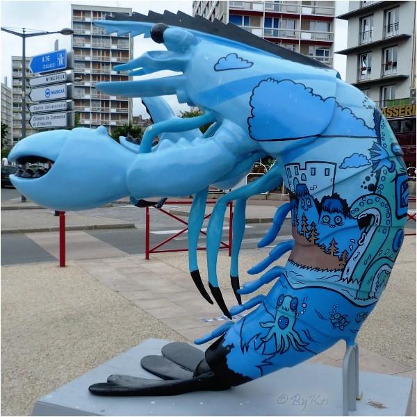 Le Homard Bleu ...