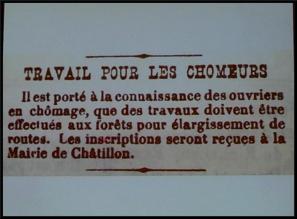 Trois conférenciers ont évoqué le Front Populaire, lors de conférences proposées par  la Ligue des Droits de l'Homme de la section de Châtillon sur Seine...