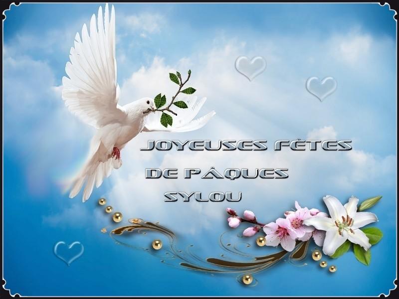 Joyeuses Fêtes de Pâques ღ