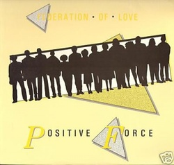 Federation Of Love - Positive Force - Complete LP